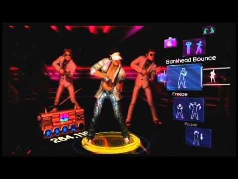 Dance Central: Poison Hard