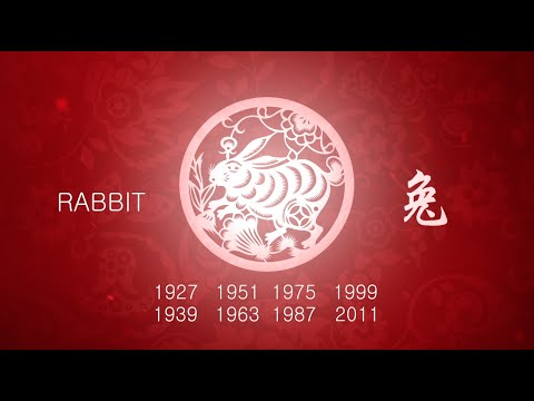 year of the rabbit 2016 chinese horoscope youtube. Black Bedroom Furniture Sets. Home Design Ideas