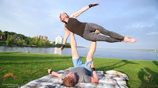 What is AcroYoga Anyway?!