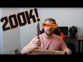 200,000 Subscribers!  TABS Sandbox Battles & New Sponsor!