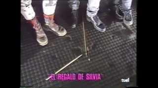 """EL REGALO DE SILVIA """" feedback circle """" 1995"""