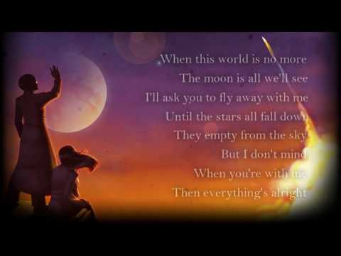 """To The Moon ~ """"Everything's Alright"""" (harp version) performed by Jordi Francis"""