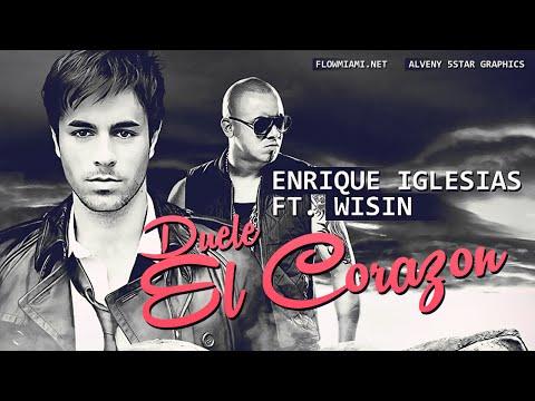 Enrique Iglesias  Duele El Corazon feat Wisin  Audio 2016