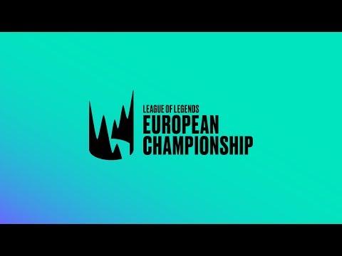 RGE vs S04  Playoffs Round 2  LEC Summer  Rogue vs Schalke 04 2019