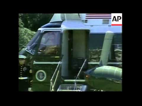 President Leaves For Month Long Holiday