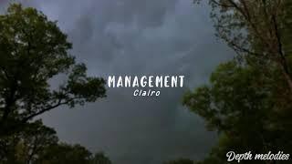 Clairo - Management [Lyrics] [Sub. Español]