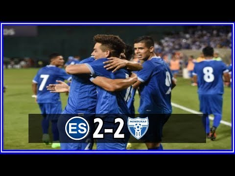 El Salvador [2] vs Honduras [2] + HD/RADIO : Amistoso/Friendly : 5.27.2017