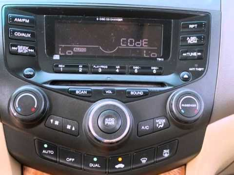 2003 Honda Accord Hattiesburg Jackson, MS #P1300