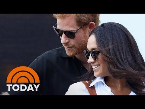 Prince Harry And Meghan Markle Are Engaged And Royal Wedding Set For Spring  TODAY