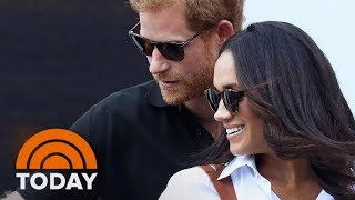Prince Harry And Meghan Markle Are Engaged And Royal Wedding Set For Spring | TODAY