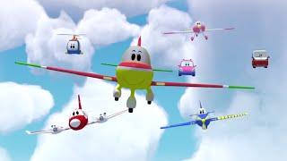 Мультфильмы - Будни аэропорта 2 - Таинственный вызов - Cерия 63(, 2015-05-20T15:30:01.000Z)