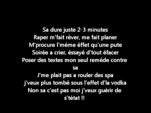 Texte Rappeur Débutant
