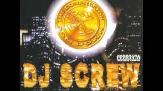 DJ Screw - All Work No Play - Steady Ballin