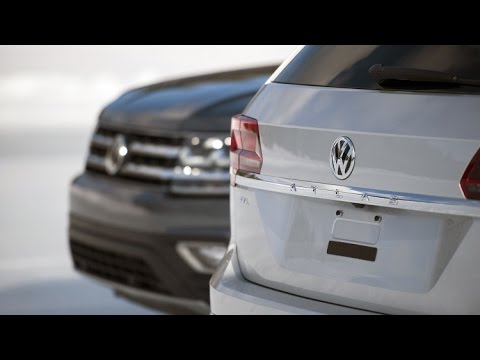 Amazing Late to the party, come prepared 2018 Volkswagen Atlas First Drive