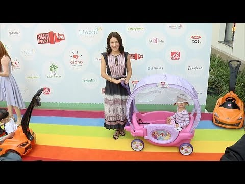 Marla Sokoloff 6th Annual Celebrity Red CARpet Safety Awareness Event