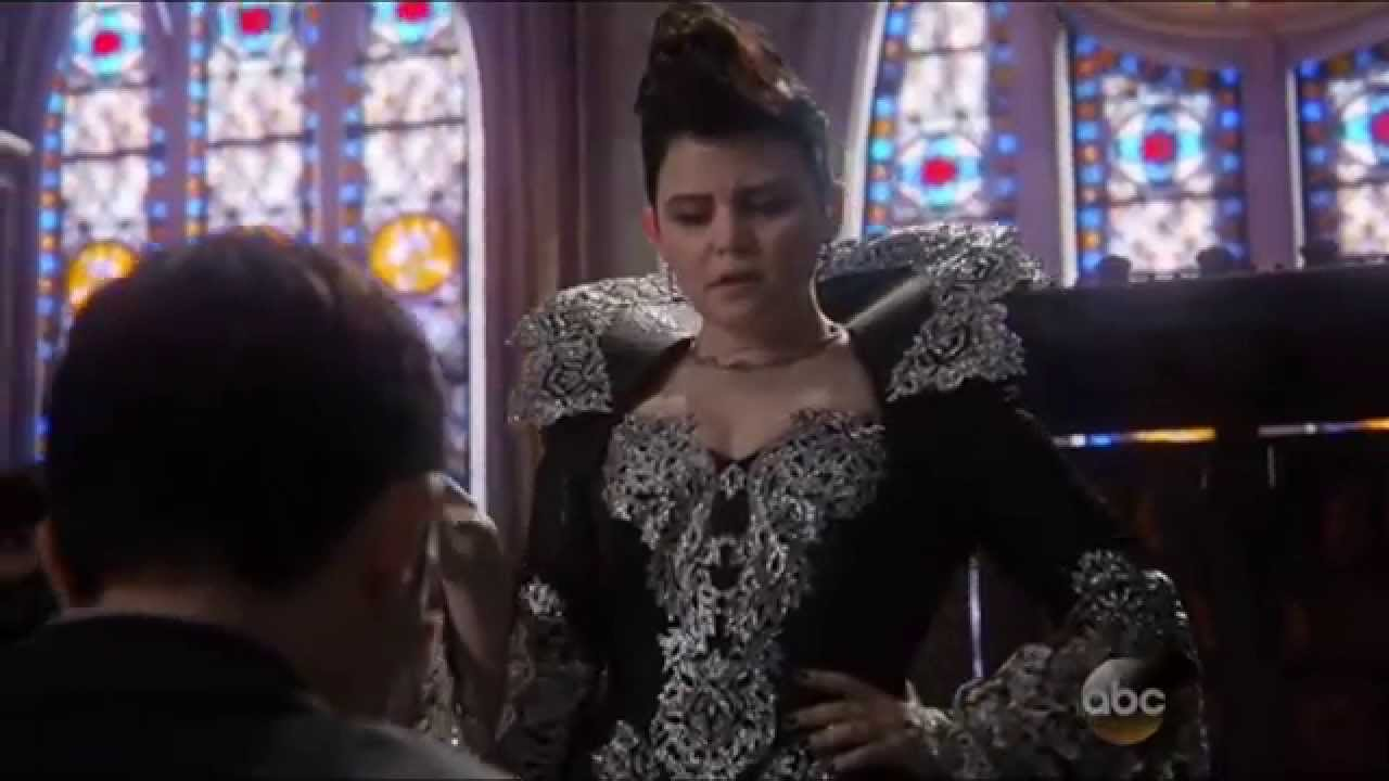once upon a time 4x21 4x22 evil snow charming and the