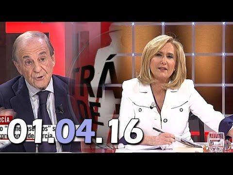 Entrevista a José María García en Detrás de la Verdad  13tv (01/04/16)
