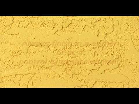Imasco Stucco Training Video Part 5 - Applying Finish Coat