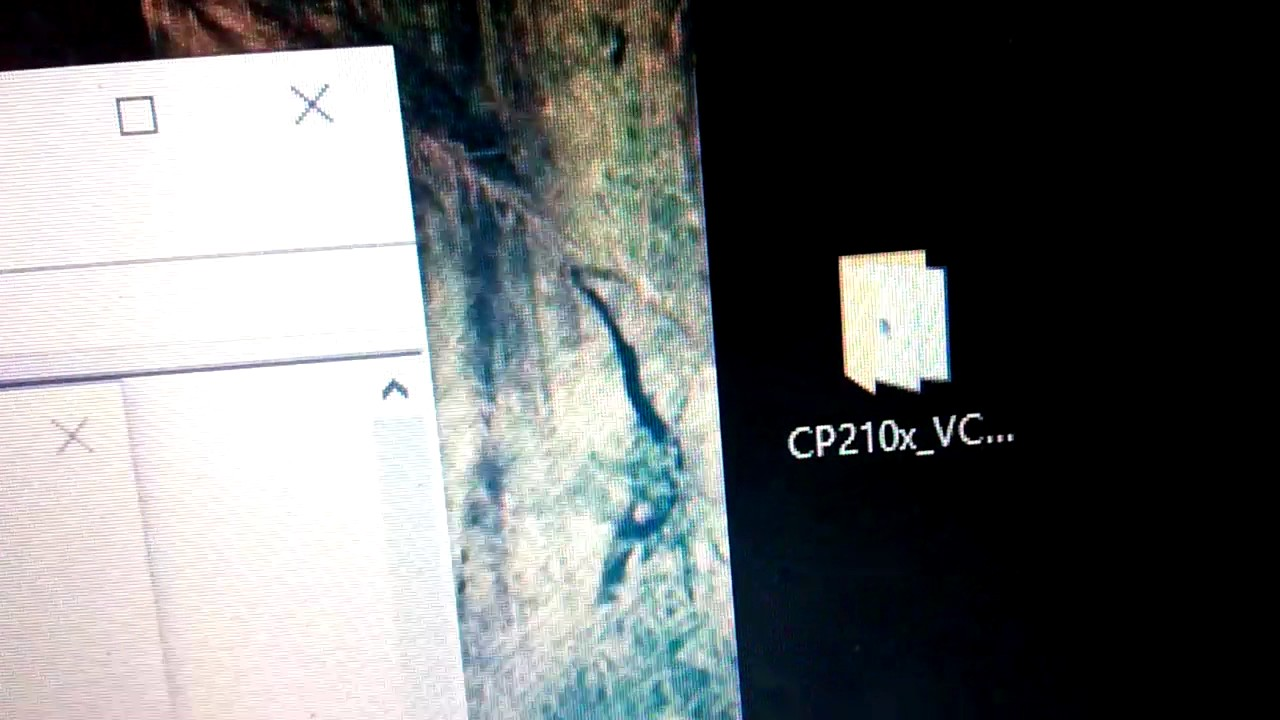 How to install USB to UART CP210x Drivers