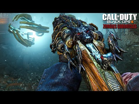 'Origins' EPIC WEAPON MOD! THE GATEWAY TO AGARTHA! (Call of Duty Black Ops 3 Zombie Chronicles)