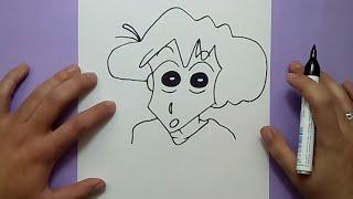 Como Dibujar Paso Paso