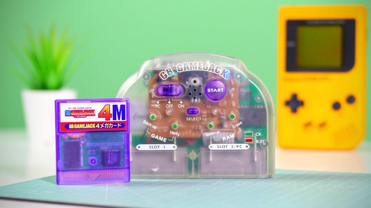 GameBoy GameJack Duplicator - What?