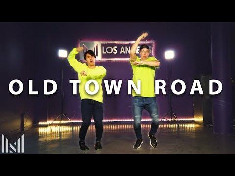 OLD TOWN ROAD - Lil Nas X (remix) Dance | Matt Steffanina Ft Kenneth & Spencer X