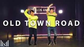 OLD TOWN ROAD - Lil Nas X (remix) Dance | Matt Steffanina ft Kenneth & Spencer X
