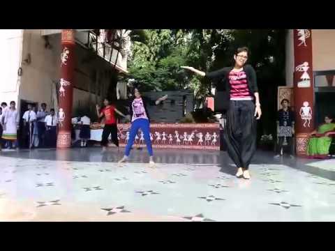 Haritha and group.. Dance
