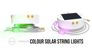 SPOTLIGHT: Luci - Colour Solar String Lights