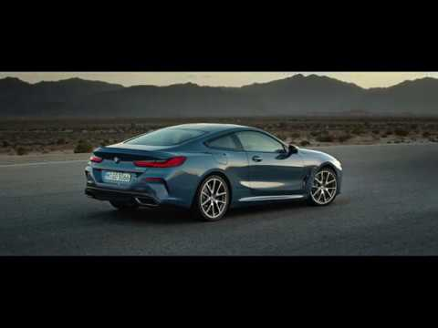 THE 8. All-new BMW 8 Series Coupé.