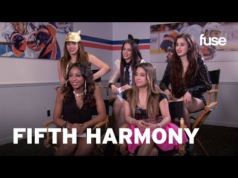 Fifth Harmony Interviews Little Mix | Artist To Artist