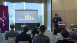 Zbigniew Woznowski: Games based on Big Data - new genre of mobile gaming