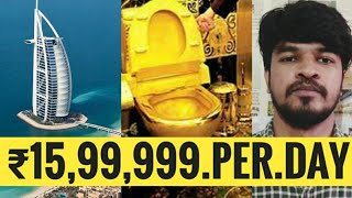 World's Richest Hotel | Tamil | Madan Gowri