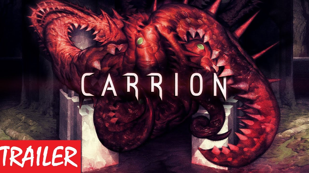 Carrion Gameplay Trailer Hd Release Date July 23 2020 Coming