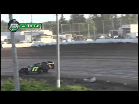 2014-06-13 Amsoil Speedway - Modifieds - Heat 2