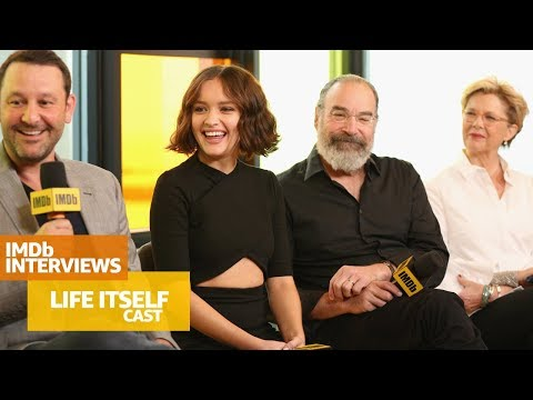 "'Life Itself' Cast Loves Dan Fogelman and ""This Is Us"" 