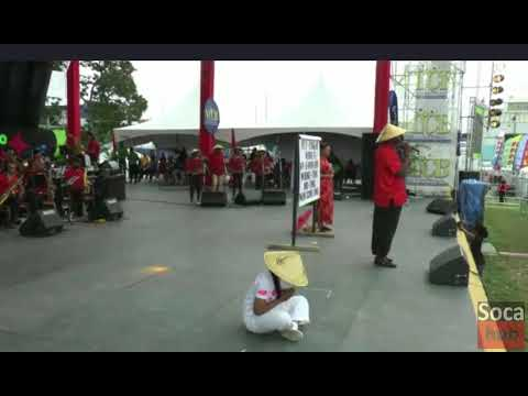 The Stinger - Chinese Tuition - 2018 Calypso Fiesta - Calypso Monarch Semi Finals Live