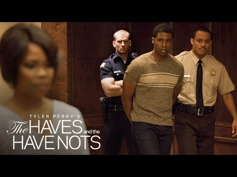 Veronica Destroys Jeffery and Officer Justin | Tyler Perry's The Haves and the Have Nots | OWN