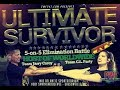 CWF Mid-Atlantic Worldwide Ep. #132: 15th Annual Ultimate Survivor - the Entire Event! (11/22/17)