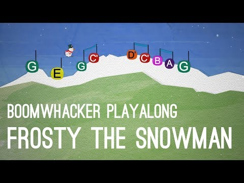 Frosty the Snowman - Boomwhackers