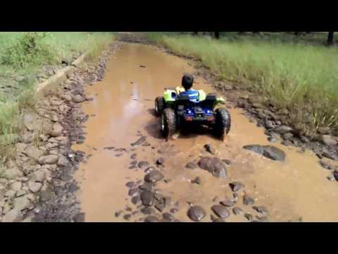 Fisher-Price Power Wheels Ninja Turtles Water Test