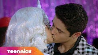 קאלי ודנטה מתנשקים | קאלי'ז מאש אפ - הרגעים הגדולים | טין ניק