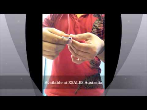 SteelwerksExtreme Three Balled Anal Hanger with Cock and Ball Ri from YouTube · Duration:  1 minutes 48 seconds
