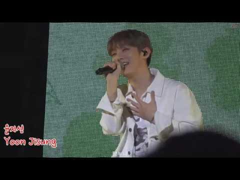 Free Download [rom/應援字幕] 윤지성 Yoon Jisung (尹智聖) - Clover Mp3 dan Mp4