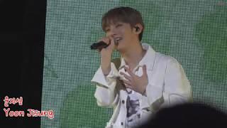 [Rom/應援字幕] 윤지성 Yoon JiSung (尹智聖) - CLOVER