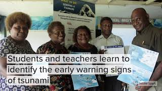 Papua New Guinea marks #WorldTsunamiAwarenessDay thumbnail