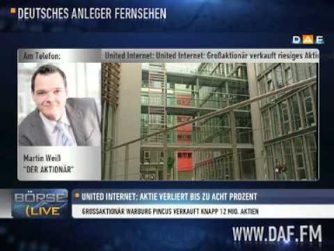 United Internet AG: Kursabschlag deutlich übertrieben&