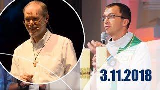 Msza św. o uzdrowienie (forum z Damianem Staynem - 3.11.2018) - Na żywo