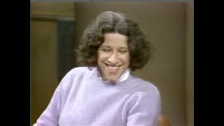 Fran Lebowitz Collection on Letterman, 1980-2010